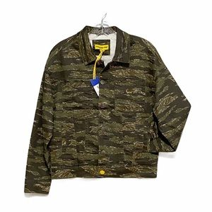 Men's Queensland Tiger Camo Jacket